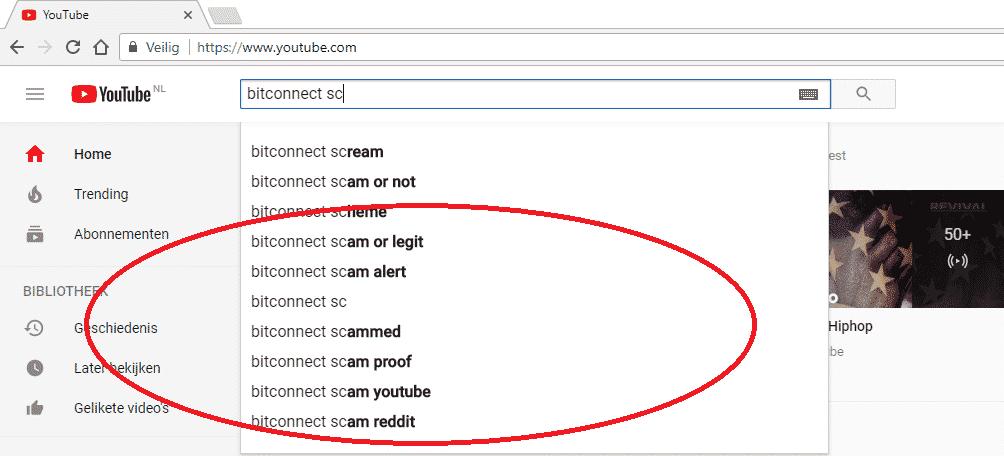 bitconnect voorbeeld 2