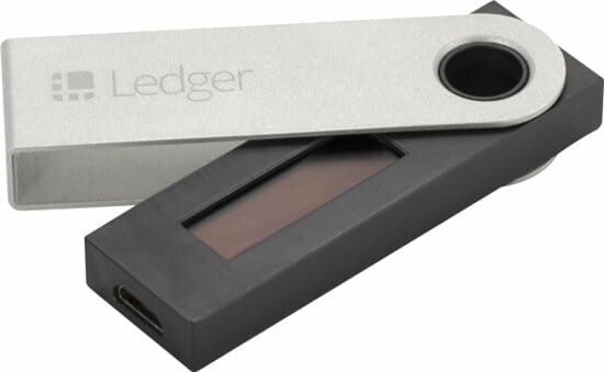hardware wallet oplichting