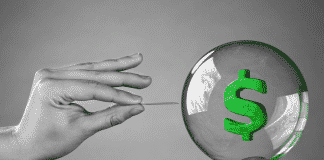 crypto bubbel