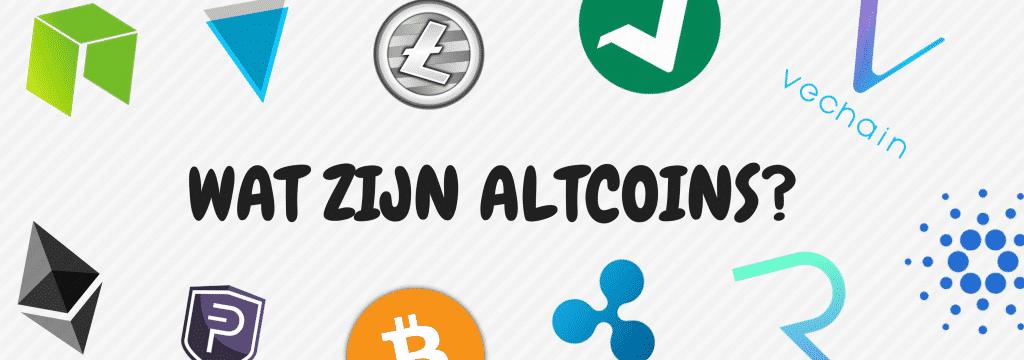 Wat Zijn Altcoins En Waarom Zijn Ze Van Waarde Cryptouniversity