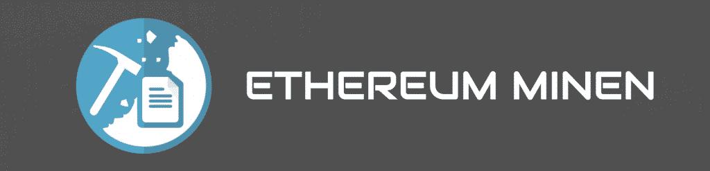 ethereum minen