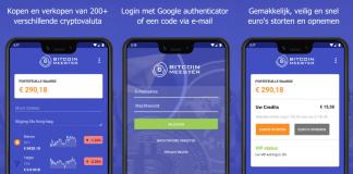 Bitcoin Meester app